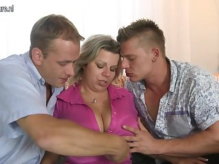 sons banging mom