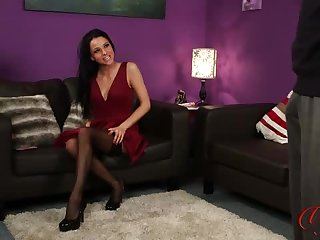 Laddered Hot Nylons