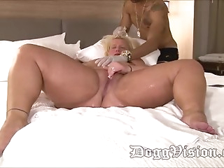 Anal Esposa Swinger MILF Prolapso y Squirt